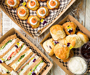 Melbourne cup high tea package thumbnail
