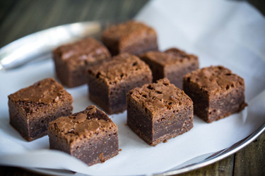 Gluten Free brownies - mini thumbnail