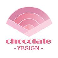 Chocolate Yesign logo