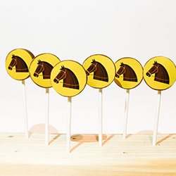 Themed made-to-order milk chocolate thumbnail