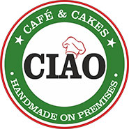 Ciao Cakes logo