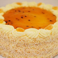 Passionfruit torta thumbnail
