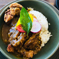 Chicken katsu curry lunch thumbnail