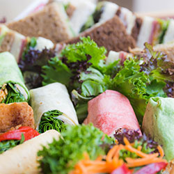 Classic sandwiches and wraps platter thumbnail