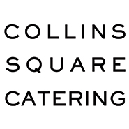 Collins Square Catering  logo