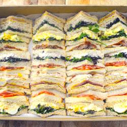 Classic four point sandwich thumbnail