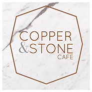 Copper & Stone  logo