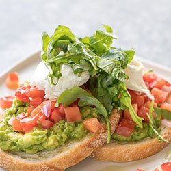 Breakfast bruschetta thumbnail