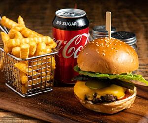 Laser burger thumbnail