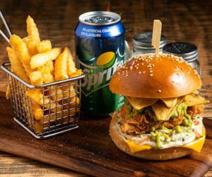 Southern burger thumbnail