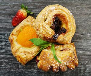 Sweet pastries thumbnail