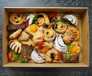 Sweet pastry box thumbnail