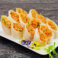 Rice paper rolls thumbnail