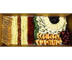International cheese platter thumbnail