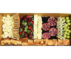 Victorian cheese platter thumbnail