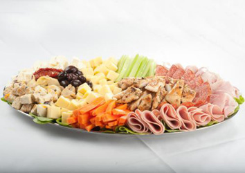 Continental Cold Meat Platter thumbnail