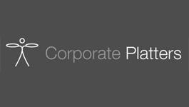 Corporate Platters logo