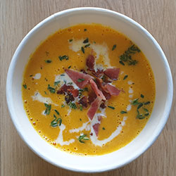 Carrot soup thumbnail