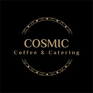 Cosmic Coffee and Catering logo
