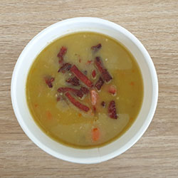 Pea and ham soup thumbnail