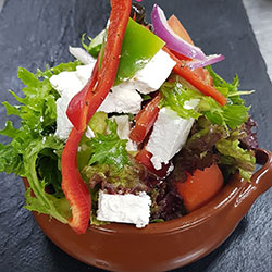 Traditional Greek salad thumbnail