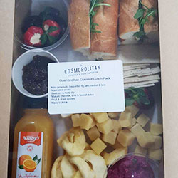 Gluten free lunch box thumbnail