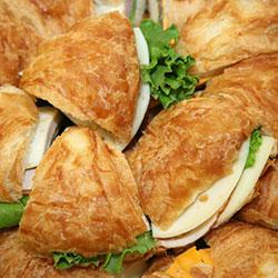Savoury croissants thumbnail