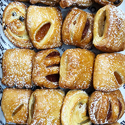 Mixed pastries package thumbnail