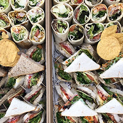 Sandwich and wrap package thumbnail