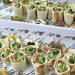 Open sandwich and wrap package thumbnail