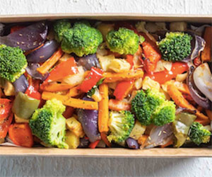 Roasted veggies thumbnail