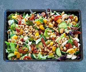 Chicken and cashew nut salad thumbnail