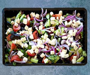 Classic Greek salad thumbnail