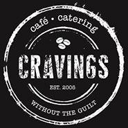 Cravings Catering logo