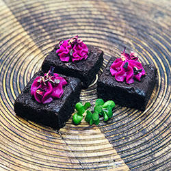 Beetroot and cacao slice thumbnail