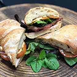 BLT panini thumbnail