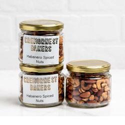Habanero spiced nuts thumbnail