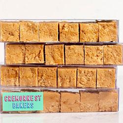 Salted caramel fudge bar thumbnail