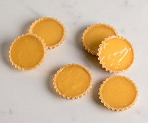 Lemon curd tart thumbnail