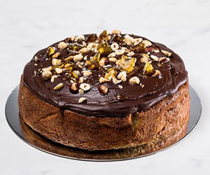Ricotta and hazelnut cake thumbnail