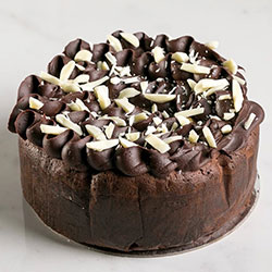 Flourless French chocolate cake thumbnail