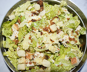 Modern caesar salad thumbnail