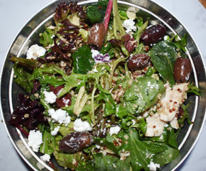 Quinoa chicken salad thumbnail