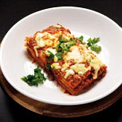 Bolognese lasagna thumbnail