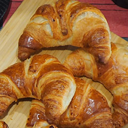 Toasted croissants thumbnail