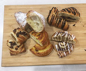 Assorted pastries thumbnail