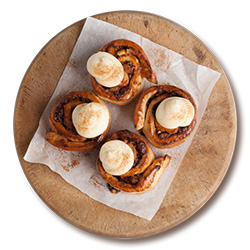 Hot sticky cinnamon buns thumbnail