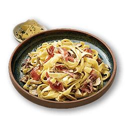 Prosciutto blanco pasta  thumbnail