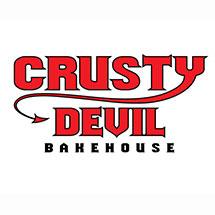 Crusty Devil Bakehouse logo