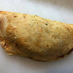 Meat and vegetables pasty thumbnail